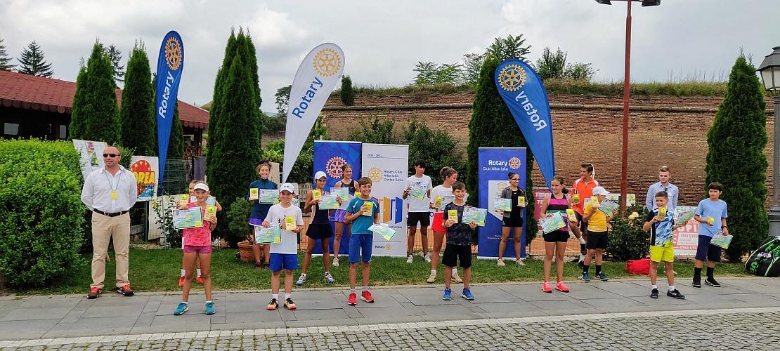 Cupa Rotary la Tenis de Camp