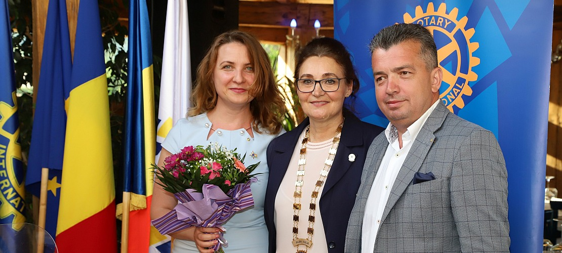 Noi membri Rotary Club Alba Iulia