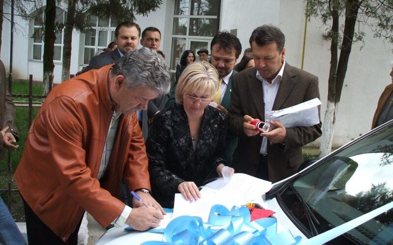 Rotary Alba Iulia - Donatie Masina 2