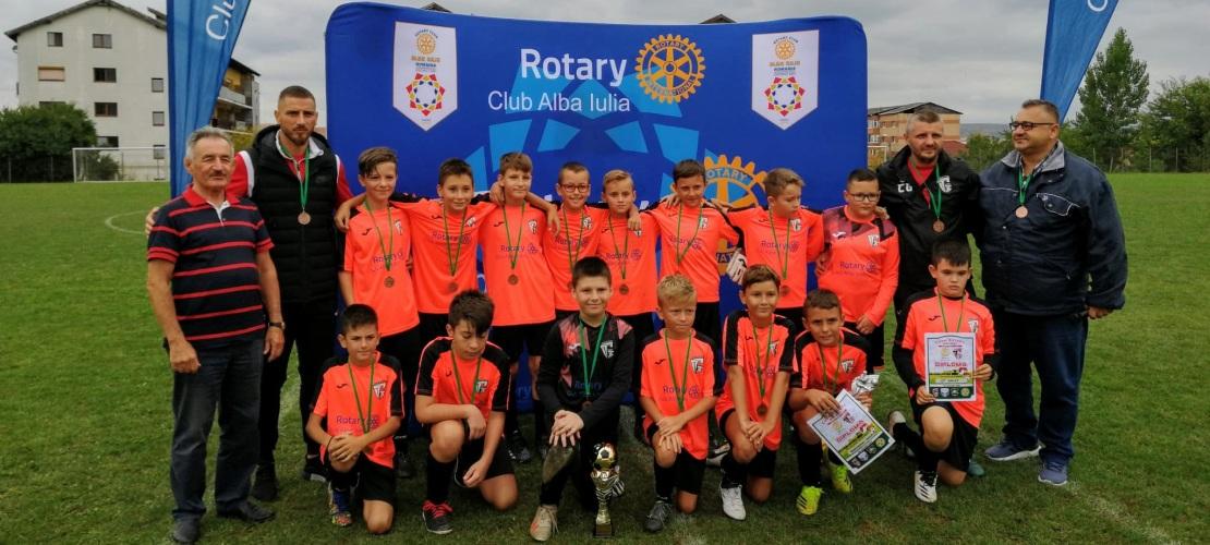 Cupa Rotary la Fotbal 2021